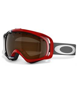Oakley Crowbar Goggles Team Usa/Persimmons Lens