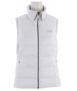 Oakley Day Dream Puffa Snow Vest White