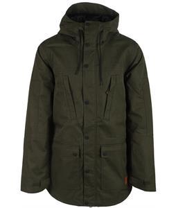 Oakley Deuces Wild Biozone Shell Snowboard Jacket