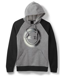 Oakley Diamond Square O Hoodie Heather Grey