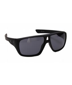 Oakley Dispatch Sunglasses Matte Black/Grey Lens 