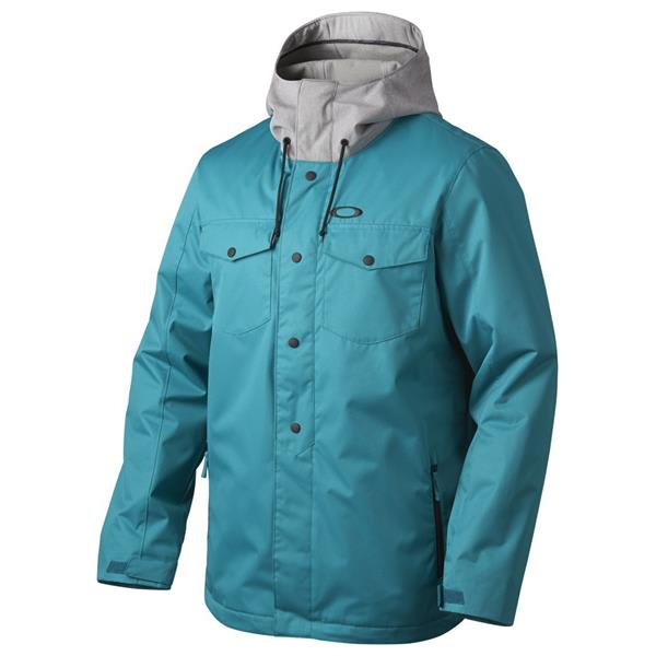 Oakley Division 2 Biozone Insulated Snowboard Jacket
