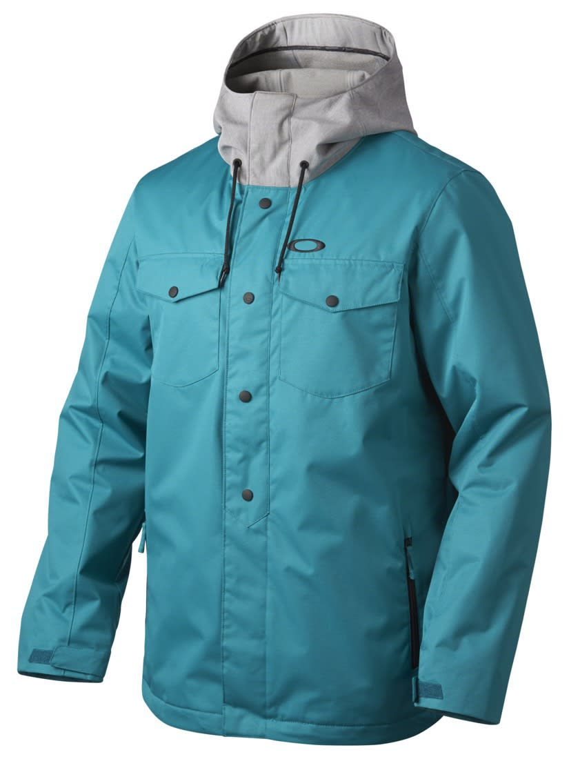 oakley jacket  On Sale Oakley Division 2 Biozone Insulated Snowboard Jacket up to ...