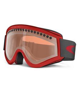 Oakley E Frame Goggles Viper Red/Vr28 Lens