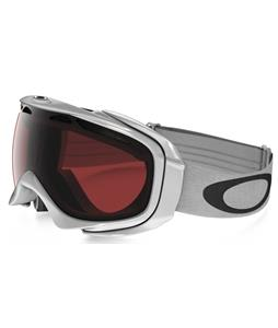 Oakley Elevate Goggles Polished White/Vr50 Pink Iridium Lens