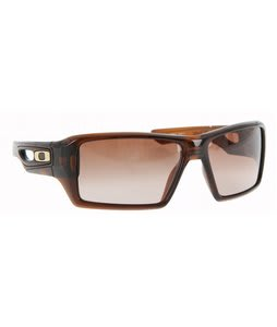 Oakley Eyepatch 2 Sunglasses Polished Rootbeer w/ Dark Brown Gradient
