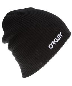 Oakley Factory Flip Beanie Black