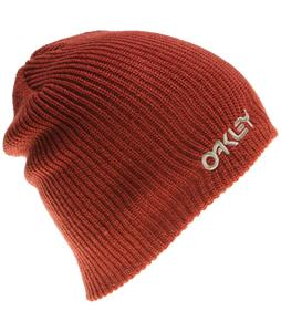Oakley Factory Flip Beanie Burnt Henna