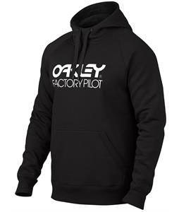 Oakley Factory Pilot Hoodie Jet Black