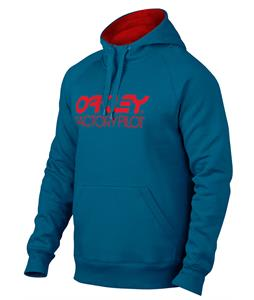 Oakley Factory Pilot Hoodie Moroccan Blue