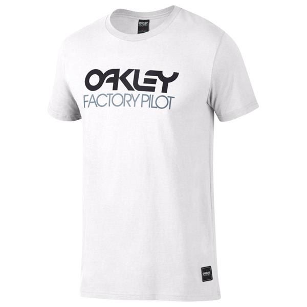 Oakley Factroy Pilot Logo T-Shirt