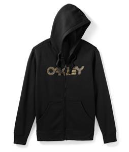 Oakley Factory Pilot Zip Hoodie Jet Black