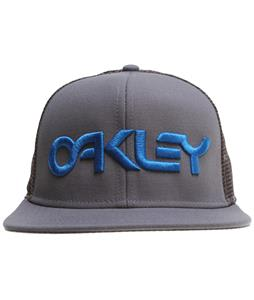 Oakley Factory Trucker Cap Grey/Blue