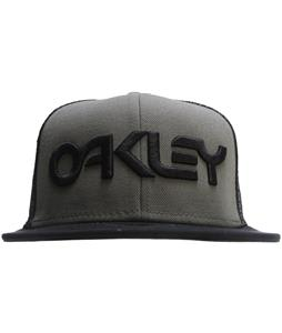 Oakley Factory Trucker Cap Worn Olive