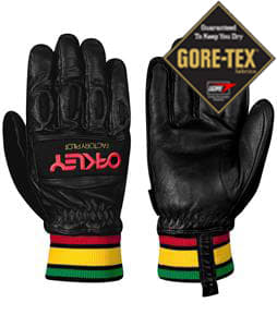 Oakley Factory Winter Gore-Tex Gloves Jet Black