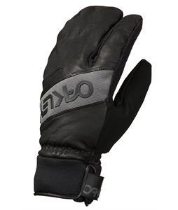 Oakley Factory Winter Trigger Mittens Black