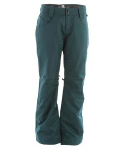 Oakley Fit Insulated Snowboard Pants Forest Green