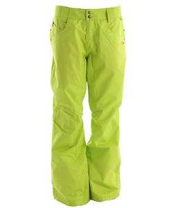 Oakley Fit Snowboard Pants Lightning Green