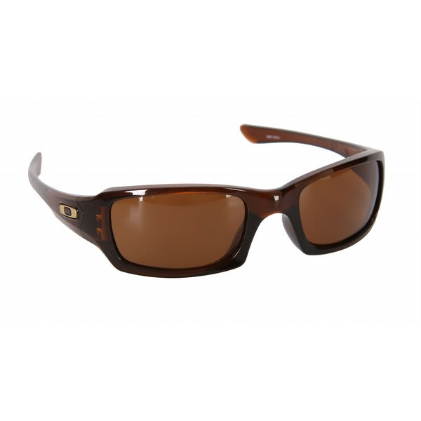 fe4016b83b Oakley Fives Squared Sunglasses Root Beer Dark Bronze « Heritage Malta
