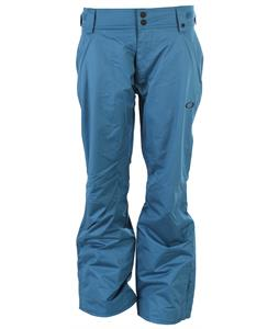 Oakley Fleet Snowboard Pants Moroccan Blue