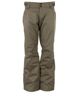 Oakley Fleet Snowboard Pants Worn Olive