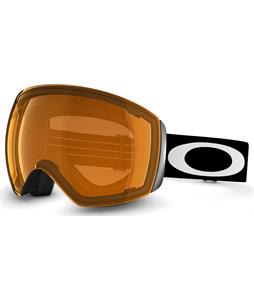 Oakley Flight Deck Goggles Matte Black/Persimmon Lens