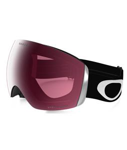 Oakley Flight Deck Goggles Matte Black/Rose Lens