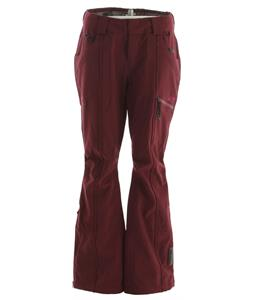 Oakley Gb Soft Shell Snowboard Pants Aubergine