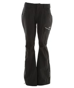 Oakley Gb Soft Shell Snowboard Pants Jet Black