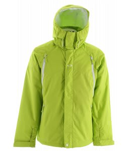 Oakley Goods Insulated Snowboard Jacket Lightning Green