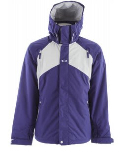 Oakley Goods Insulated Snowboard Jacket Spectrum Blue