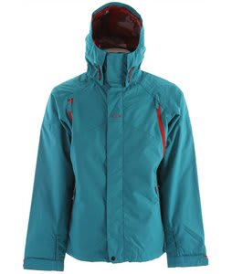 Oakley Goods Snowboard Jacket Aurora Blue