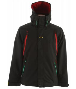 Oakley Goods Snowboard Jacket Jet Black