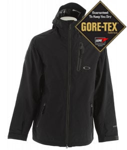 Oakley Great Ascent Snowboard Jacket Jet Black