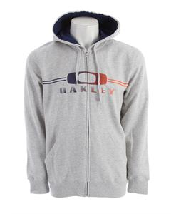 Oakley Griffins Nest 2.0 Hoodie Light Heather Grey