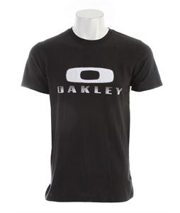 Oakley Griffin's Nest T-Shirt Jet Black