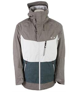 Oakley Highline 3-in-1 Snowboard Jacket Grigio Scuro