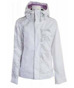 Oakley Karing Snowboard Jacket White