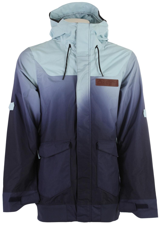 oakley snowboarding prj3  Oakley Nighthawk Biozone Snowboard Jacket
