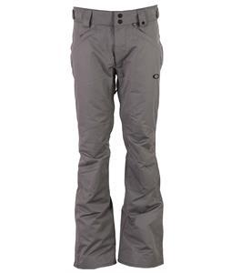 Oakley Nighthawk Biozone Snowboard Pants Grigio Scuro