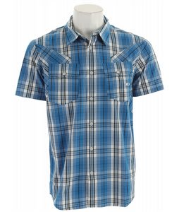 Oakley O Western Shirt Fluid Blue