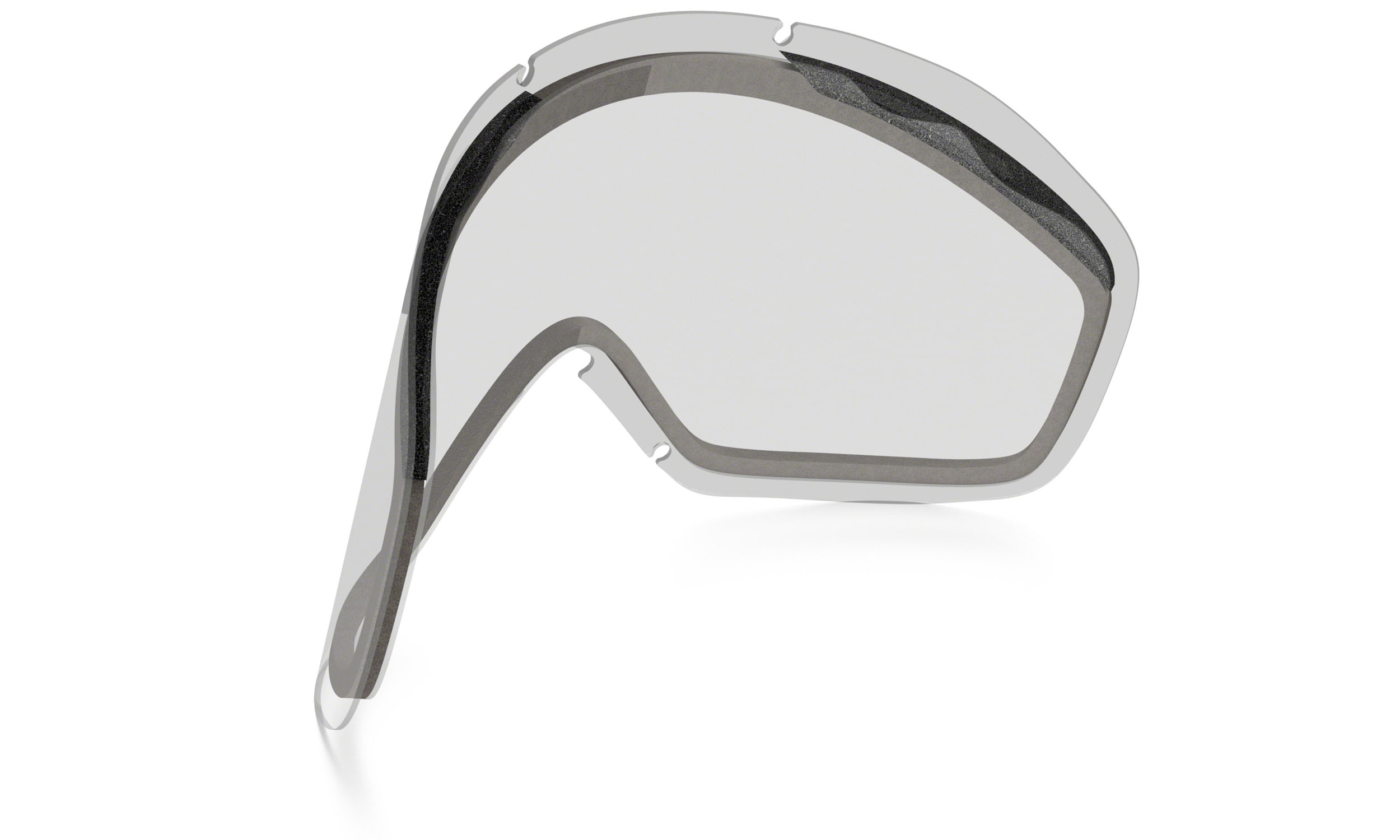 oakley o2 xl clear lens