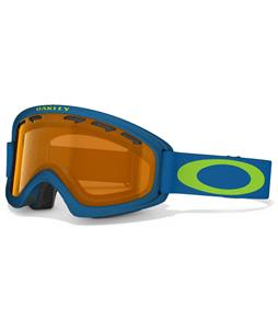 Oakley O2 XS Goggles Moroccan Blue/Persimmon Lens