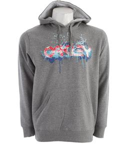 Oakley Oakley Splash Hoodie Heather Grey
