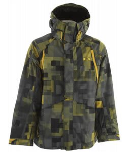 Oakley Originate Lite Snowboard Jacket Gold Ray
