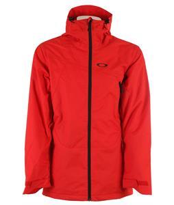 Oakley Patrol Snowboard Jacket Red Line