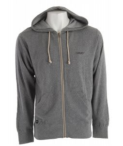 Oakley Pennycross Hoodie Light Heather Grey