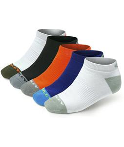 Oakley Performance Basic Low Cut 5 Pack Socks