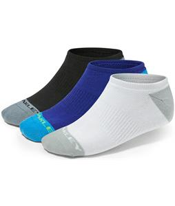 Oakley Basic Performance No Show 3 Pack Socks
