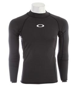 Oakley LS Pressure Rashguard Jet Black